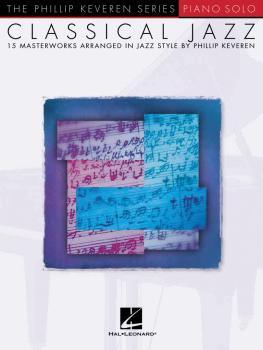 Classical Jazz: 15 Masterworks in Jazz Style (HL-00311083)