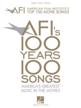 American Film Institute's 100 Years, 100 Songs: America's Greatest Mus (HL-00311176)