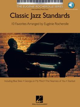 Classic Jazz Standards: The Eugénie Rocherolle Series Intermediate Pia (HL-00311424)