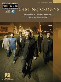 Casting Crowns: Piano Play-Along Volume 65 (HL-00311494)