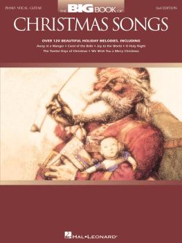 The Big Book of Christmas Songs (HL-00311520)
