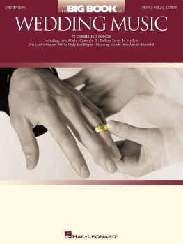 The Big Book of Wedding Music - 2nd Edition (HL-00311567)