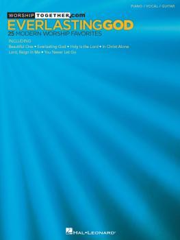 Everlasting God: 25 Modern Worship Favorites (HL-00311790)