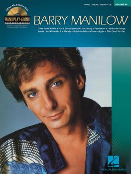 Barry Manilow: Piano Play-Along Volume 86 (HL-00311935)