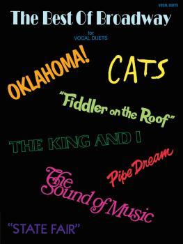 Best of Broadway (Vocal Duets) (HL-00312032)