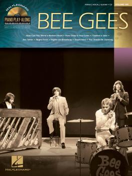 Bee Gees: Piano Play-Along Volume 105 (HL-00312055)