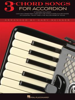 3-Chord Songs for Accordion (HL-00312104)
