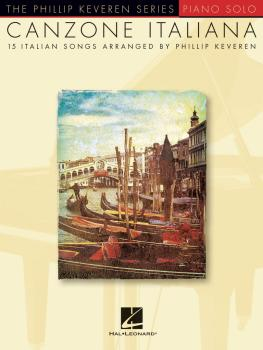 Canzone Italiana (15 Italian Songs) (HL-00312106)