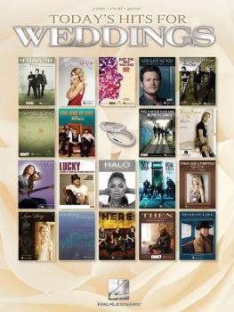 Today's Hits for Weddings (HL-00312316)