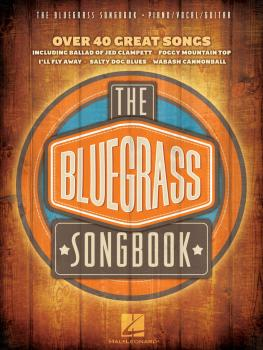 The Bluegrass Songbook (HL-00312317)
