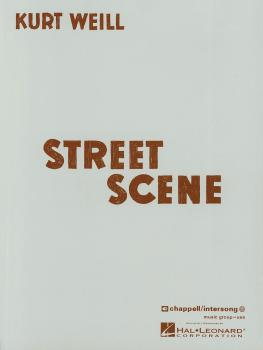 Street Scene (Vocal Score) (HL-00312405)