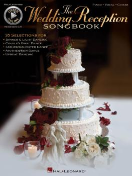 The Wedding Reception Songbook: Includes Access to Online Audio (HL-00312686)
