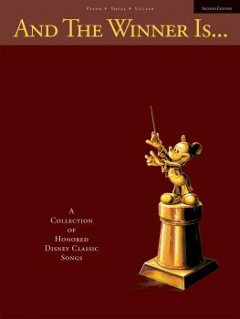 And the Winner Is: A Collection of Honored Disney Classic Songs (HL-00313000)