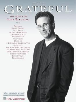 Grateful - The Songs of John Bucchino (HL-00313159)