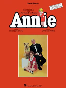 Annie (Vocal Score) (HL-00313229)
