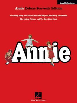 Annie Vocal Selections - Deluxe Souvenir Edition (HL-00313237)
