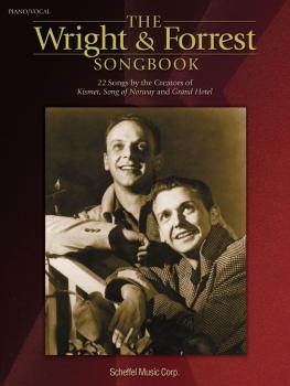 The Wright & Forrest Songbook: 22 Songs by the Creators of Kismet, Son (HL-00313250)