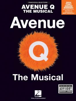 Avenue Q - The Musical: Piano/Vocal Selections (HL-00313269)