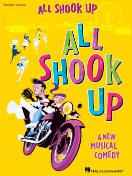 All Shook Up: Broadway Vocal Selections (HL-00313301)
