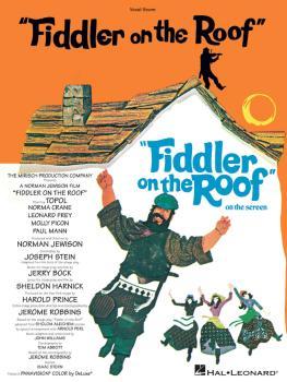 Fiddler on the Roof (Vocal Score) (HL-00313319)