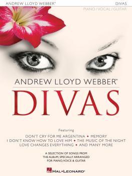 Andrew Lloyd Webber - Divas (HL-00313362)