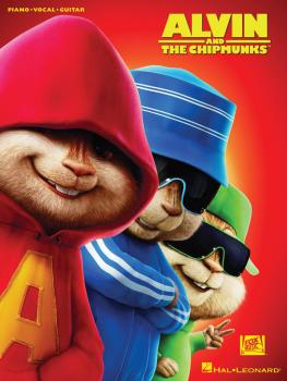 Alvin and the Chipmunks: Music from the Motion Picture Soundtrack (HL-00313395)