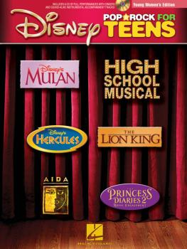 Disney Pop/Rock for Teens: Young Women's Edition (HL-00000449)