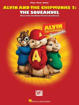 Alvin and the Chipmunks 2: The Squeakquel: Music from the Motion Pictu (HL-00313488)