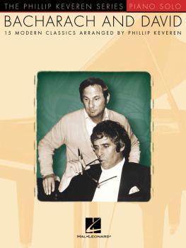 Bacharach and David: Phillip Keveren Series (HL-00313594)