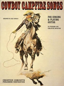 Cowboy Campfire Songs (HL-00315051)