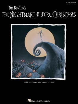 The Nightmare Before Christmas (Easy Piano) (HL-00316108)