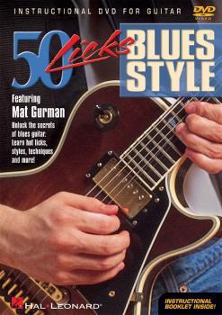 50 Licks Blues Style (HL-00320377)