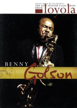 Benny Golson - The Jazz Master Class Series from NYU (HL-00320789)