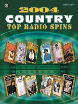 2004 Top Radio Spins: Country (HL-00321507)