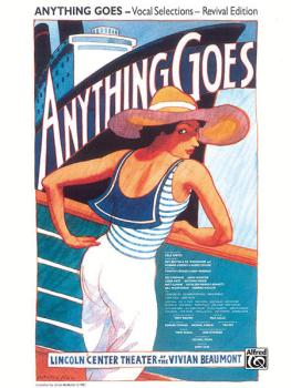 Anything Goes (Revival Edition) (Vocal Selections) (HL-00321765)