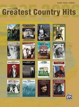 2005-2006 Greatest Country Hits (HL-00321968)