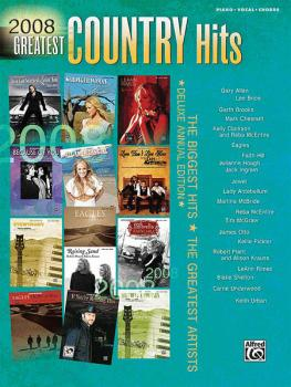2008 Greatest Country Hits (Greatest Hits) (HL-00322143)