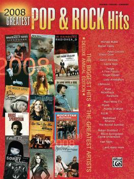 2008 Greatest Pop & Rock Hits (Greatest Hits) (HL-00322144)