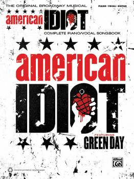 American Idiot - The Musical (Vocal Selections) (HL-00322334)