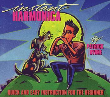 Instant Harmonica: Quick and Easy Instruction for the Beginner (HL-00330046)