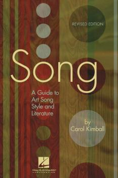 Song - Revised Edition: A Guide to Art Song Style and Literature (HL-00331422)