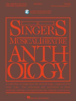 Singer's Musical Theatre Anthology - Volume 1: Tenor Book/Online Audio (HL-00000485)
