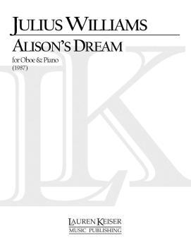 Alison's Dream: Oboe with Piano Accompaniment (HL-00041453)