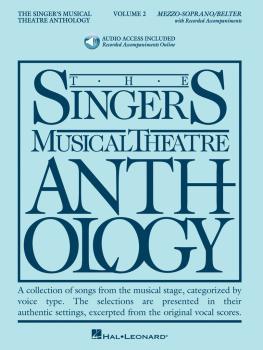 Singer's Musical Theatre Anthology - Volume 2: Mezzo-Soprano Book/Onli (HL-00000489)