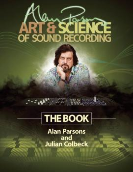 Alan Parsons' Art & Science of Sound Recording (The Book) (HL-00333735)