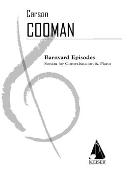 Barnyard Episodes: Sonata for Contrabassoon and Piano (HL-00041502)