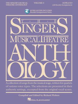 Singer's Musical Theatre Anthology - Volume 3: Soprano Book/2 CDs Pack (HL-00000493)
