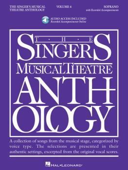 The Singer's Musical Theatre Anthology: Soprano - Volume 4: Soprano Bo (HL-00000497)