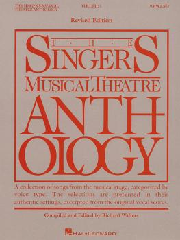 The Singer's Musical Theatre Anthology Volume 1 (Soprano Book Only) (HL-00361071)