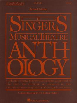 The Singer's Musical Theatre Anthology - Volume 1, Revised (Tenor Book (HL-00361073)